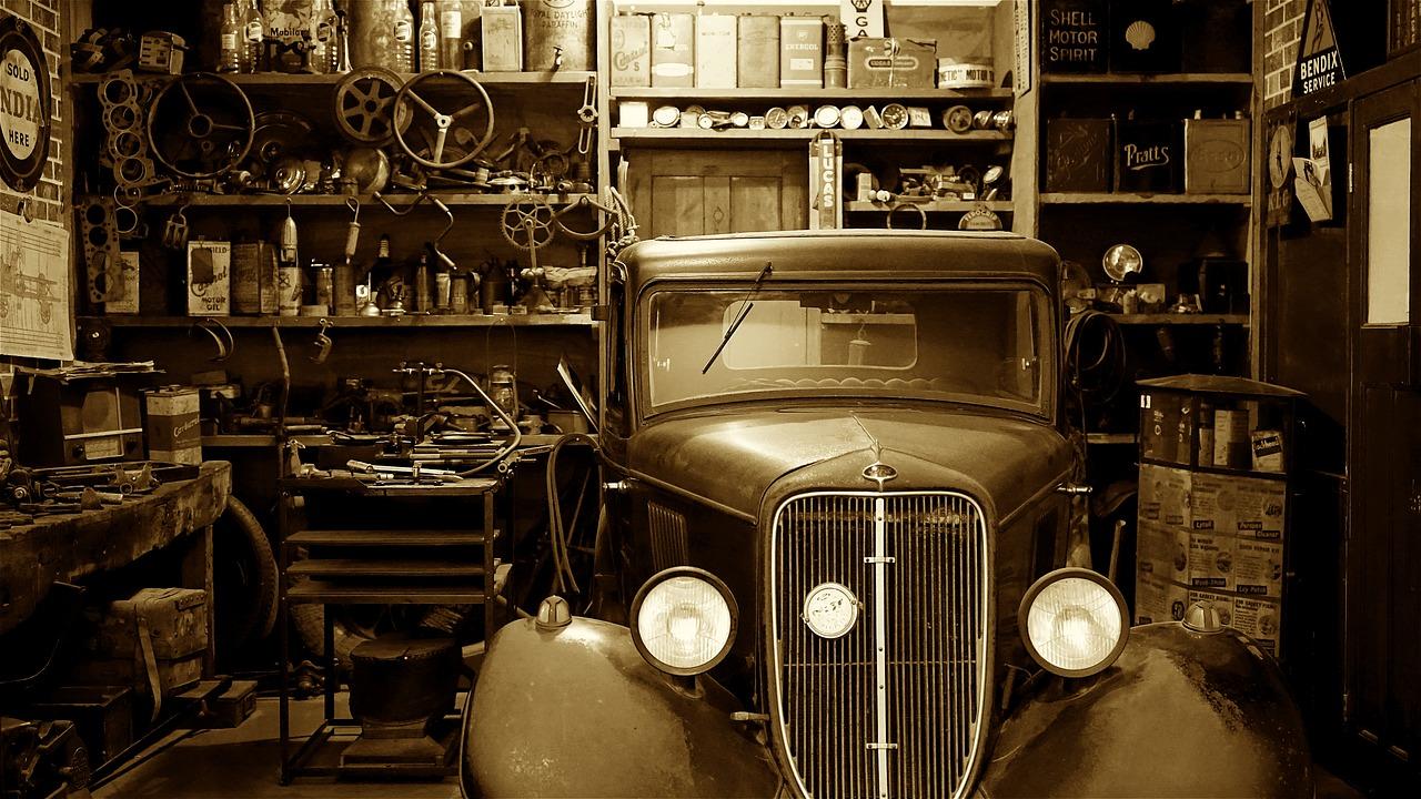 Byg din egen carport eller garage